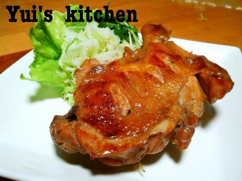 ◆とっても簡単♪鶏のもも焼き◆