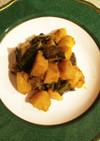 ポテトとナスのインドカレー家庭料理☆