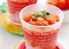 お手軽簡単、トマトのグラニテ