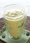 キャロットマンゴー豆乳ジュース