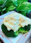 冷凍ブロッコリーのミモザサラダ
