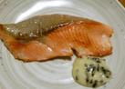 ふっくら♡鮭の塩焼き