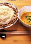 簡単そうめんと缶詰アレンジ、カレーつけ麺
