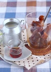 氷コーヒー(ミスドのあれ)