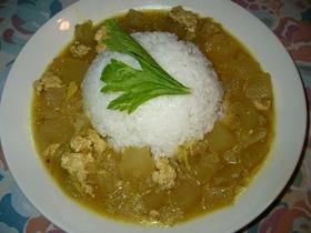 冬瓜カレー