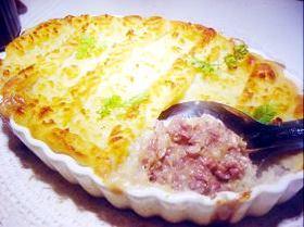 ●南仏の家庭料理★シェパードパイ♪