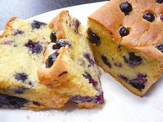 ♡ブルーベリーパウンドケーキ♡
