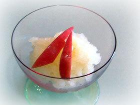 デザート☆グラニタを同時に4種類!!