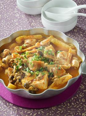 納豆キムチ鍋