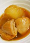 トロトロ冬瓜と鶏肉のしっかり味の煮物