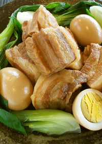 豚の角煮❀ラフテー&味玉