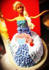 バービードールケーキ