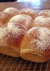 私のちぎりパンシリーズ!黒糖ちぎりパン