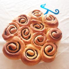 メラメラのパン