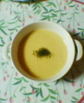 超簡単☆おからのクリームスープ