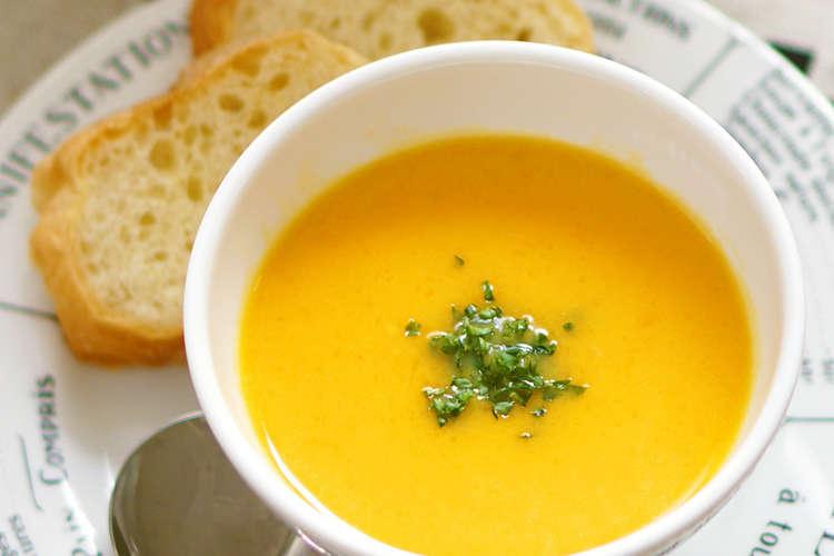 スープ ピーナッツ かぼちゃ
