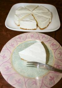 簡単♥安くても濃厚レアチーズケーキⅠ