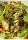 グリルチキンWITHグリーンサラダ