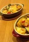 オトコのかんたん焼き野菜カレー