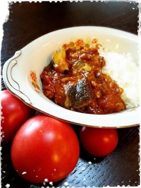 簡単☆夏野菜のトマトカレー
