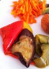 保存食☆夏野菜のオイル漬け