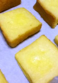 オーブンで焼くフレンチトースト
