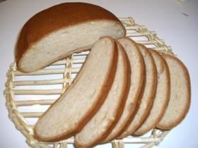 プレーンな丸パン♪