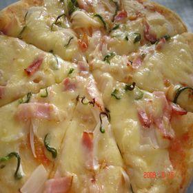 ホームベーカリーで簡単☆クリスピーピザ