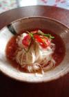 簡単激うま トマトソーメン ※準流動食