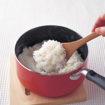 手持ちの鍋で炊くふっくらごはん