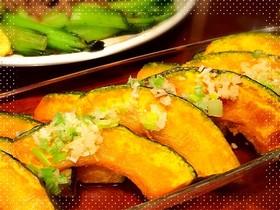 中華風かぼちゃサラダ