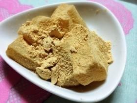 低糖質!サイリウムでわらび餅(*^^*)