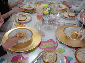 パーティ料理に変身♪海老のマヨネーズ和え