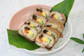 肉巻き寿司