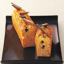 オレンジママレードのパウンドケーキ