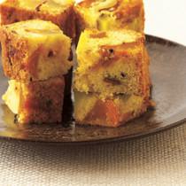 大学芋とかぼちゃのパウンドケーキ