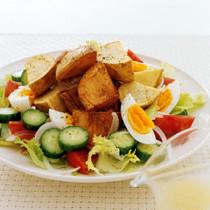 フライドポテトサラダ