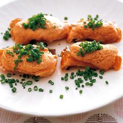 鮭の明太マヨ焼き