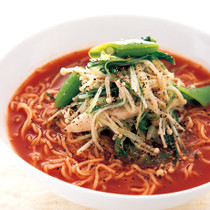 トマトサンラータン麺