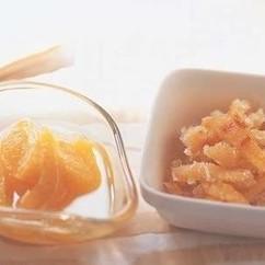 オレンジピール&コンポート