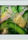 ■簡単副菜■マロニー海藻麺サラダ☆減量昼
