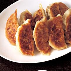 カリカリジューシー焼き餃子