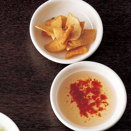 餃子のたれ にんにくチップ&豆板醤オイル