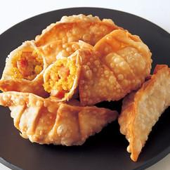 カレー揚げ餃子