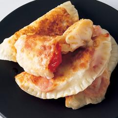 ピザ風餃子