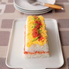 ケーキ寿司