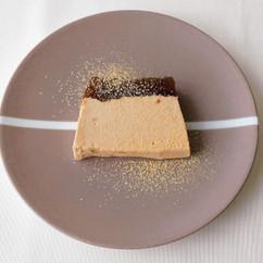 きな粉ムース&わらび餅