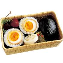 しょうゆ卵ボール
