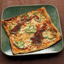 お揚げピザ