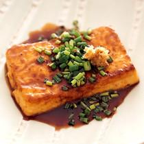 豆腐のかば焼き